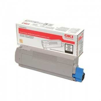 Toner Oki C532 MC563 MC573 Black 1.500 Pagini