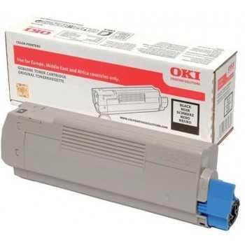 Toner Oki C532 MC563 MC573 Black 7.000 Pagini (46490608)