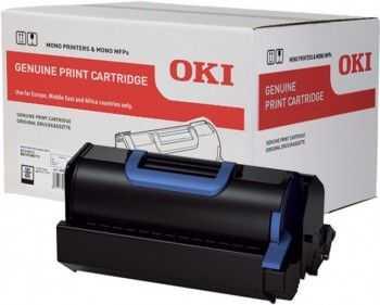Toner Oki MB760 Black 18000 Pagini (45488802)