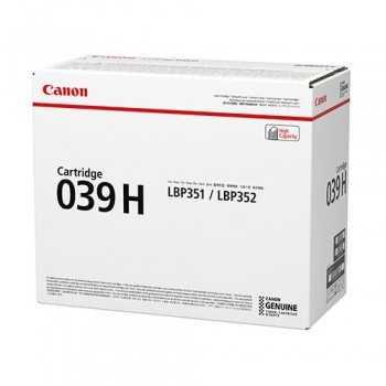 Toner Original Canon CRG039H Black 25.000 Pagini