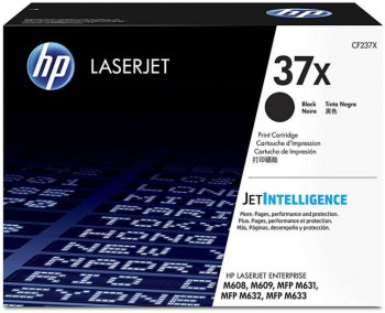 Toner Original HP CF237X Black 25.000 Pagini