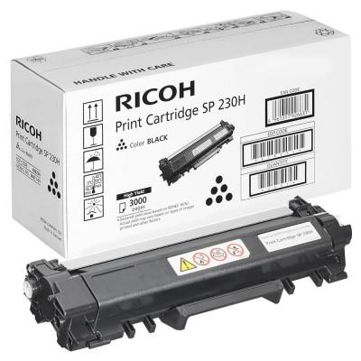 Toner Original Ricoh SP 230H Mare Capacitate Negru 3.000 Pagini