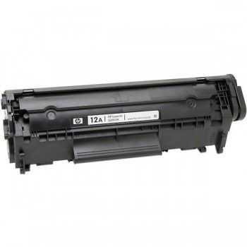 Toner refill HP 12A black