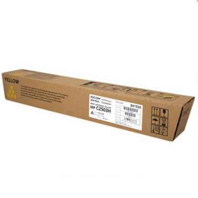 Toner Ricoh MP C2003 Yellow 9500 Pagini (841926)