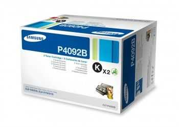 Toner Samsung black CLP-310 CLP-3175 twin pack