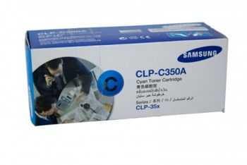 Toner Samsung CLP-350 CLP-350N cyan