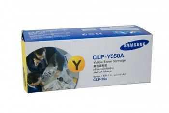 Toner Samsung CLP-350 CLP-350N yellow