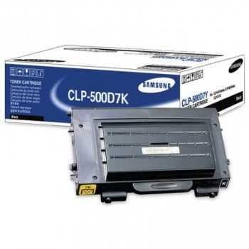 Toner Samsung CLP-500 CLP-550 black