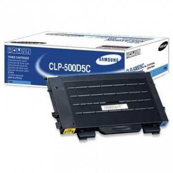 Toner Samsung CLP-500 CLP-550 cyan