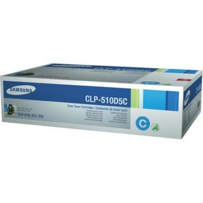 Toner Samsung CLP-510 mare capacitate cyan