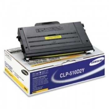 Toner Samsung CLP-510 yellow