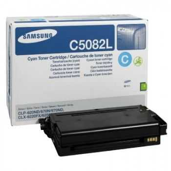 Toner Samsung CLP-620ND CLX-6250FX mare capacitate cyan