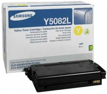 Toner Samsung CLP-620ND CLX-6250FX mare capacitate yellow