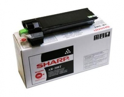 Toner Sharp AR-208LT Black 8.000 Pagini