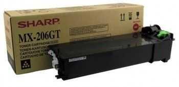 Toner Sharp MX206GT pentru MXM160D MXM200D black 16000 pagini