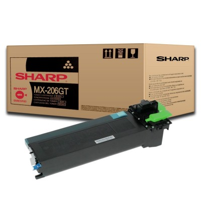 Toner Sharp MX206GT Black 16000 Pagini