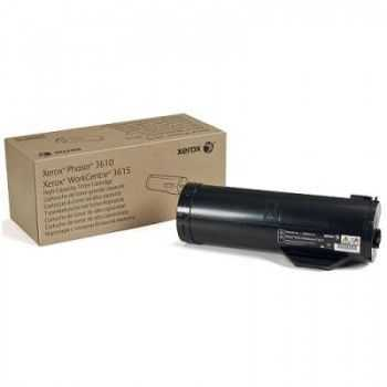 Toner Xerox Phaser 3610 Workcentre 3615 black 14100 pagini