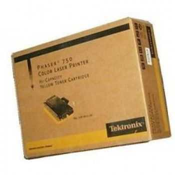 Toner Xerox Phaser 750 yellow