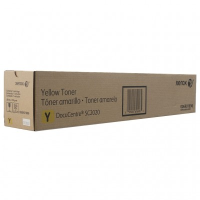 Toner Yellow 3000p Pentru  Xerox DocuCentre SC2020