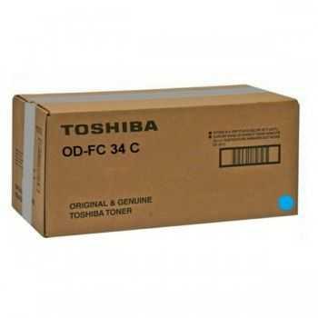 Drum Unit Toshiba OD-FC34C Cyan 30.000 Pagini (6A000001578)