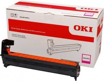 Unitate de Imagine Oki C532 MC563 MC573 Magenta 30.000 Pagini