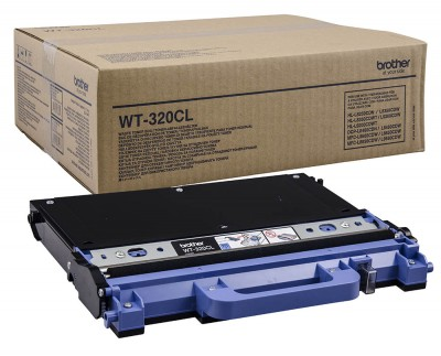 Unitate de Toner Rezidual Brother WT-320CL 50.000 Pagini