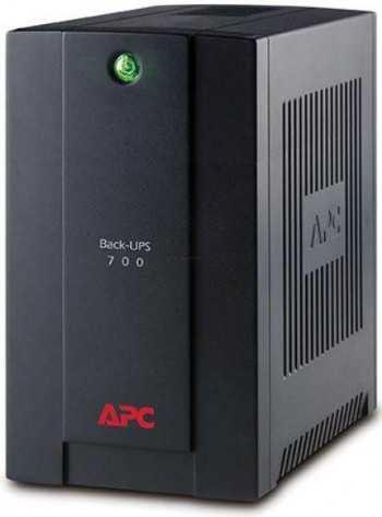 UPS APC BACK-UPS 700VA BX700U-GR