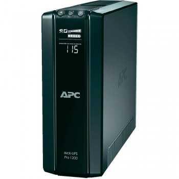 UPS APC BACK-UPS RS 1200VA/720W, BR1200G-GR