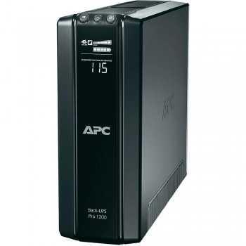 UPS APC BACK-UPS RS 1200VA/720W, BR1200GI