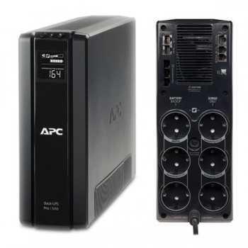 UPS APC BACK-UPS RS 1500VA/865W, BR1500G-GR