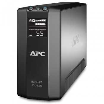 UPS APC Power-Saving Back-UPS Pro 550, 550VA/330W, BR550GI