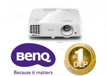 Videoproiector BenQ 3D MS527, SVGA, 3300 lumeni