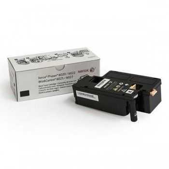 Toner Xerox Phaser 6020 Black 2000 Pagini (106R02763)