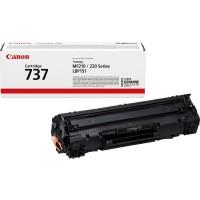 Toner Canon CRG737 Black 2400 Pagini